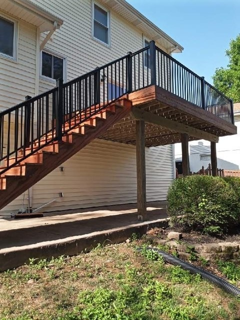 Outdoor Deck Remodeling